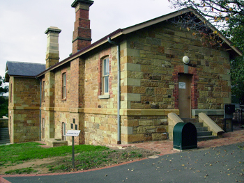 Police-Barracks