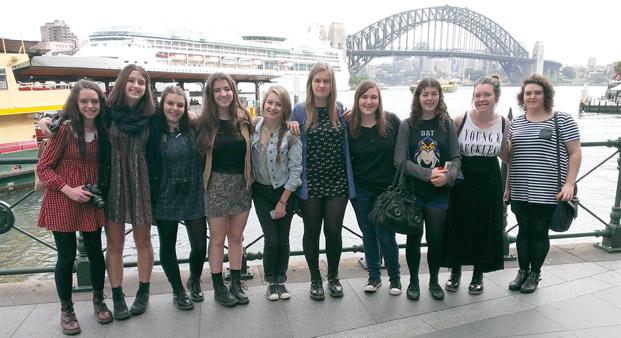 Sydney Arts Excursion