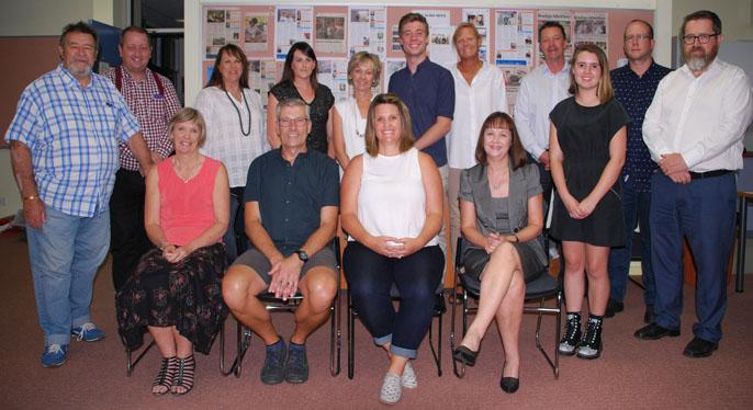 BSSC 2017 School Council