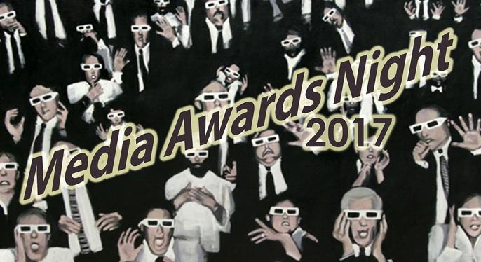 Media awards night