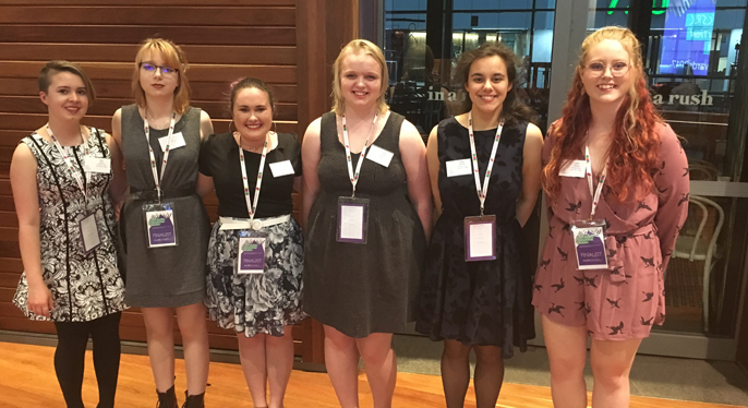 Student Council finalists