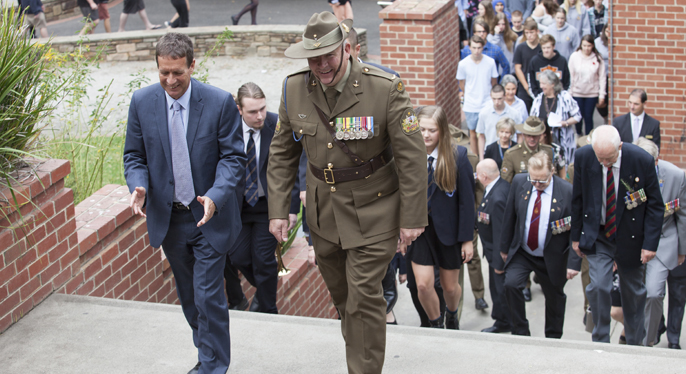 An ANZAC ceremony to remember1