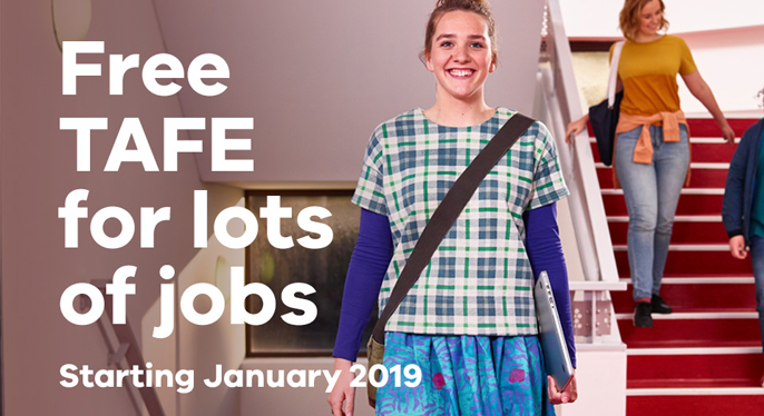 Free TAFE courses    all you need to know - Bendigo Senior