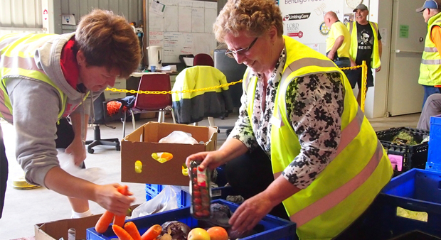 Foodshare volunteers wanted