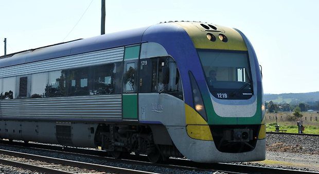 VLine services for students