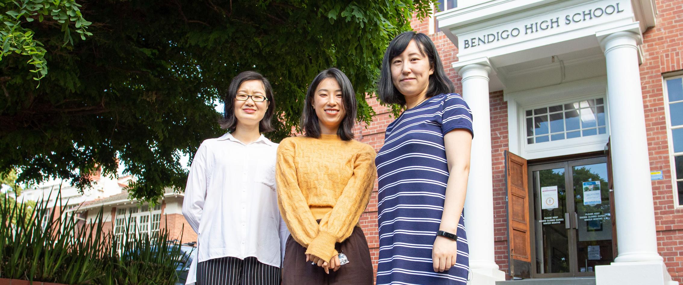 Chinese-teachers